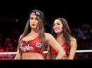 WWE SmackDown 21/11/14, Brie Bella Vs Aj Lee ( Dresses como Nikki Bella), Español - Latino