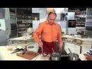 Кухня Китая Кальмары в чесночном соусе с лапшой