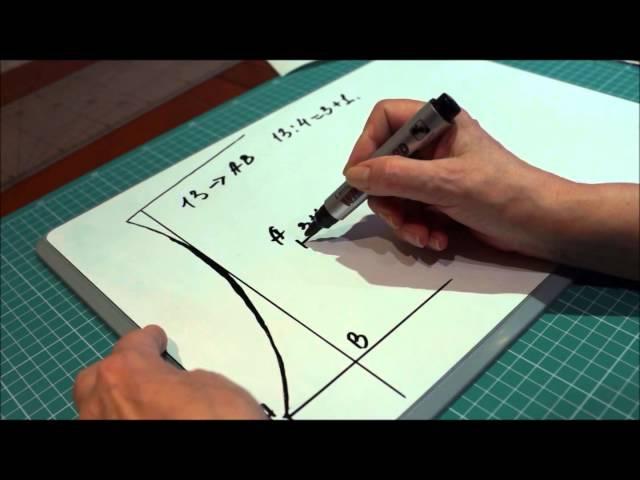 Вязание проймы. Вязание плеча. Расчеты для спиц. Ч. 1 (Calculation armholes and shoulder. P. 1)