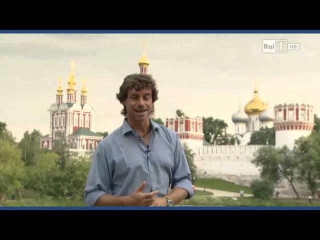 Mosca Alberto Angela Passaggio a Nord Ovest 02 08 2014