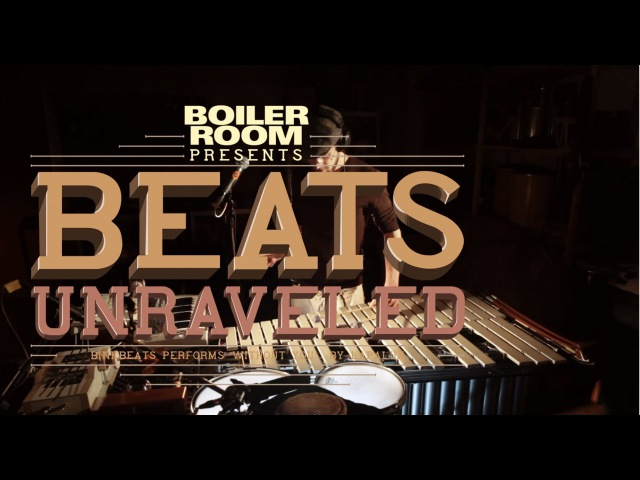 Beats Unraveled 3 by BINKBEATS Without You by Lapalux