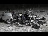 ВАЗ - под КАМАЗ. В Карталах ночью в ДТП погибли четыре молодых человека