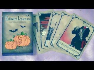 Halloween Lenormand Review