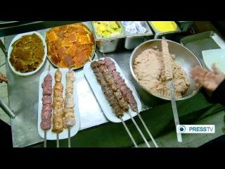 IRAN - Persian Cuisine