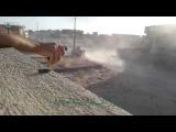 Ирак. Захваченные три M113 в Фаллудже. 2-9-2014