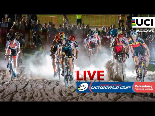 Full Replay Elite Men's Race 2015 16 Cyclo cross World Cup Valkenburg Netherlands