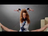 MyBodyFlexible - beautiful contortion flexible girl. Natalya