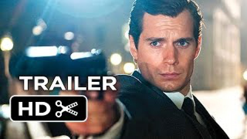 The Man From U.N.C.L.E. Official Trailer 1 (2015) – Henry Cavill, Armie Hammer Movie HD