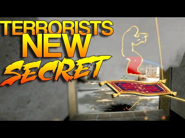 CS:GO - Terrorists New Secret Weapon!