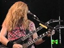 Megadeth - In My Darkest Hour Live In Italy 1992