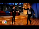 Simon Baker and Jimmy Fallon's Mick Off Late Night with Jimmy Fallon