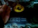G-Tuning Lanos 1.5 заглушка клапана EGR