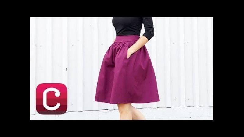 Sew a Skirt with Deborah Kreiling from Simplicity Patterns I Creativebug