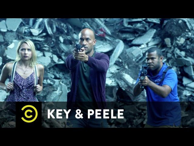 Key Peele (Кей и Пил) - Alien Imposters