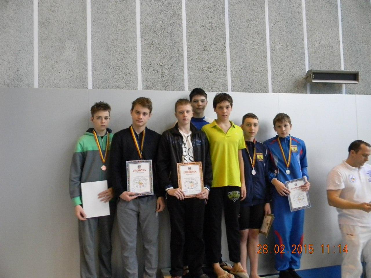 Юные таганрогские пловцы были отобраны на всероссийские соревнования «Веселый дельфин»