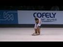 Дарья Дмитриева - художественная гимнастика мяч