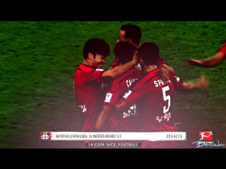 Calhanoglu perfect free-kick | vk.com/nice_football