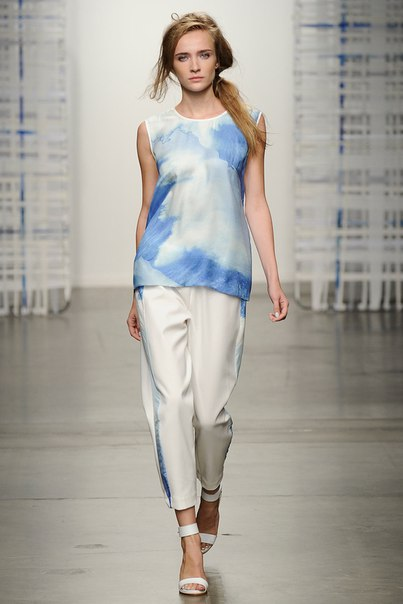 Tess Giberson. Spring 2015. Ready-to-Wear. (7 фото) - картинка