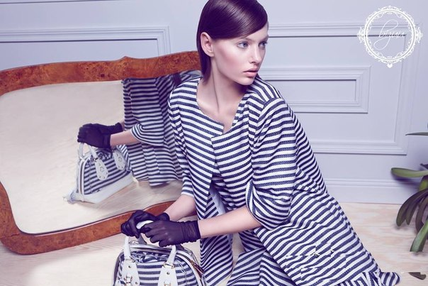 Коллекция модной женской одежды весна-лето 2015 от польского бренда Bizuu…. (1 фото)