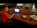 Робот исследователь Робомарафон 2015