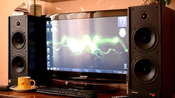 Зенит купить мощную акустику для компьютера часто владельцы ноутбуков