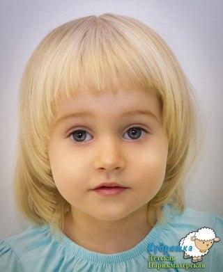 Прически девочке 2 года