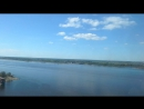 Канатная дорога через Волгу из Нижнего Новгорода в город Бор.