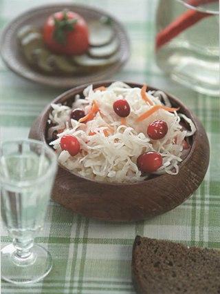 Фото рецепта: Как заквасить капусту