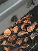 Фото рецепта: Как сушить грибы