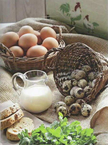 Готовим яйца