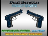 CS:GO Cobalt Quartz Dual Berettas HD for CS 1.6