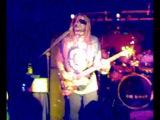 T.M. Stevens bass solo