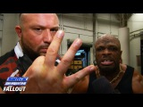 #My1 Have The Dudley Boyz lost confidence SmackDown Fallout, September 17, 2015