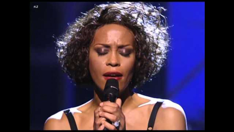 Whitney Houston I Will Always Love You 1999 Live HD