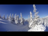 Шерегеш 2015 Сноуборд