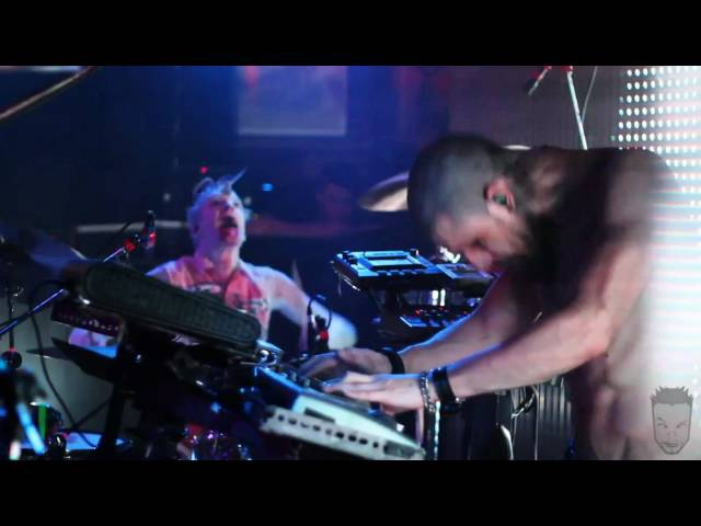 COMBICHRIST (LIVE IN SAN FRANCISCO) OFFICIAL VIDEO BY JON ZOMBIE - 1080p