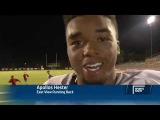 Apollos Hester: One of the most inspirational high school football players youll ever meet