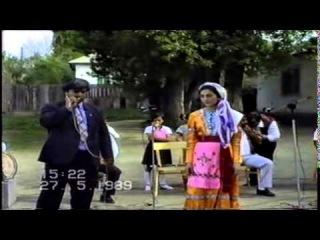 Казахстан.г Алматы. село Жанатурмыс,Курды Kürt из Грузии (концерт 1989г) Часть-1