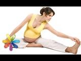 5 простых, но эффективных упражнений во время беременности – Все буде добре–Выпуск 660–27.08.15