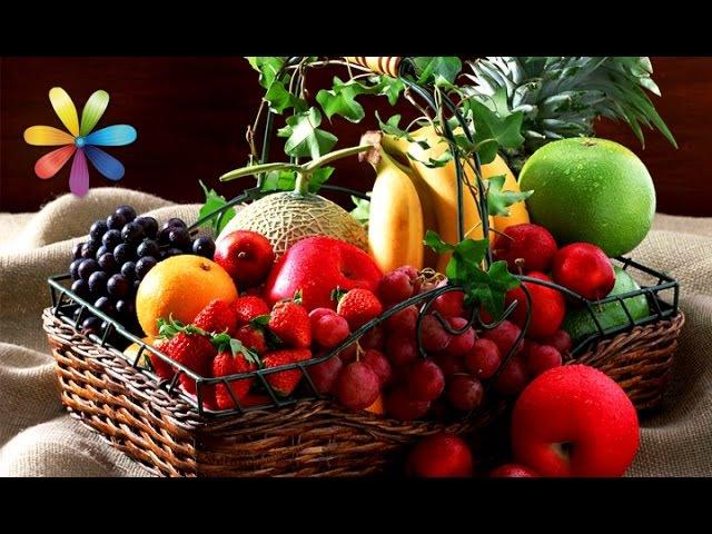 Правильно храним фрукты – Все буде добре. Выпуск 670 от 15.09.15
