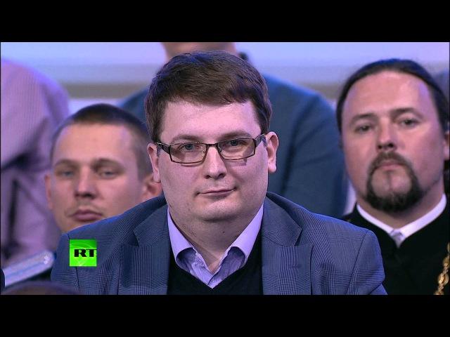 Путин: В окружении Чубайса работали кадровые сотрудники ЦРУ