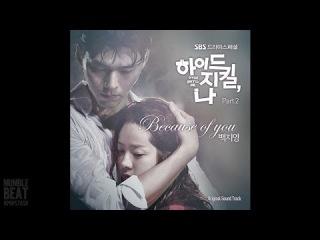 Baek Ji Young (백지영) - Because Of You [Hyde Jekyll, Me]