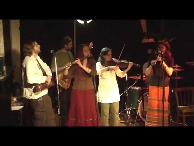 Reelroadъ -2008 Концерт в клубе Билингва (BILINGUA), Москва