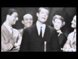 Marcello Mastroianni e il Quartetto Cetra Un Disco dei Platters