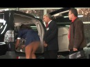 Naked and Funny Hot Girl Car Wash (HD)