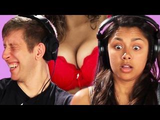 Women Watch Porn With Porn Stars