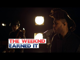 The Weeknd - 'Earned It' (Capital Live Session)
