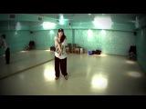 HIP HOP online Lesson - Школа танцев RAISKY -  Анастасия Бурдиенко