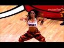 Miami Heat Dancers Performance | Nuggets vs Heat | March 20, 2015 |