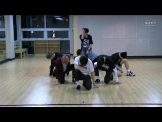 BTS 'I NEED U' Dance Practice VK